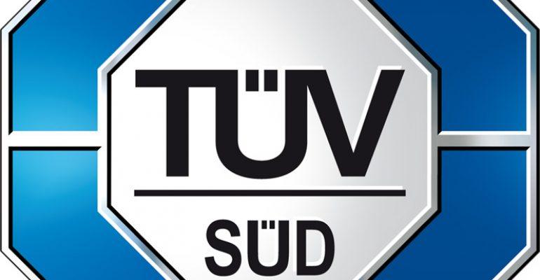 La certificazione TÜV del BluEarth AE-01